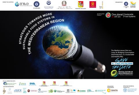 THE HISTORICAL BACKGROUND OF THE 2° WORLD CONFERENCE OF THE REVITALIZATION OF THE MEDITERRANEAN DIET